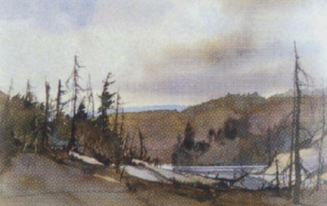killarney backwater by brian atyeo