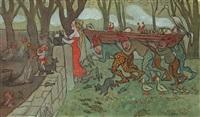 dödens död by ivar arosenius