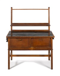 wash stand by arthur w. simpson