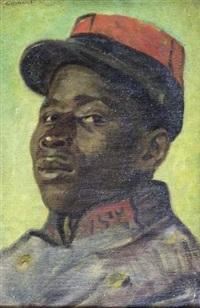 soldat noir by alexandre joseph alexandrovitch