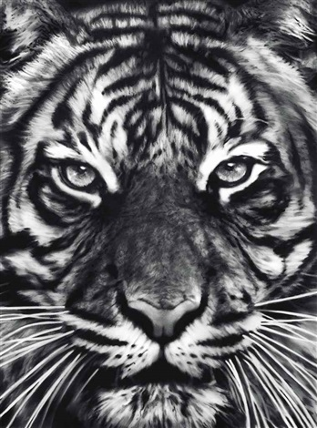 untitled leo by robert longo