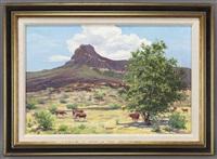 cattle by frank gervasi