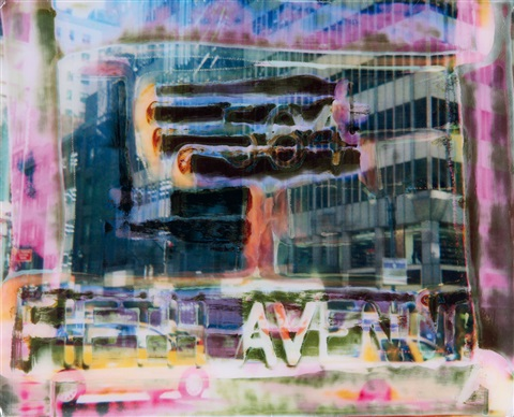 fifth avenue by maurizio galimberti
