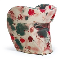 victoria & albert rose red chair by nuala goodman and ron arad