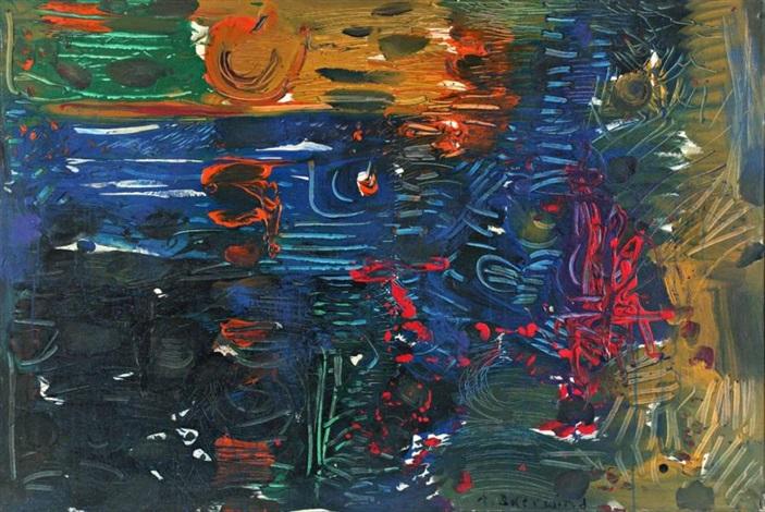 nocturno by rudolf (rudi) baerwind