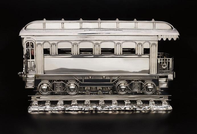 jim beam - observation car by jeff koons