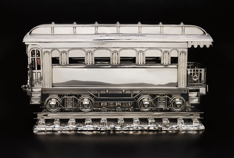 jim beam observation car by jeff koons