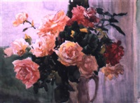les roses by eugenia antipova