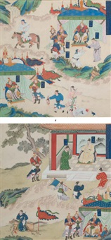 sanguo yanyi (2 works) by anonymous-chinese (qing dynasty)