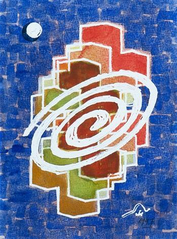 composition by woody van amen