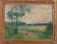 upper part of manasquan river by charles h. freeman