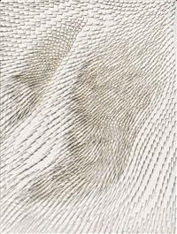 inseln (island) by günther uecker