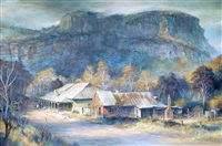 newnes, nsw by kenneth william david jack