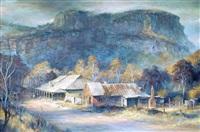 newnes, nsw by kenneth william david jack