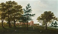 boldre view lodge, lymington by william tomkins