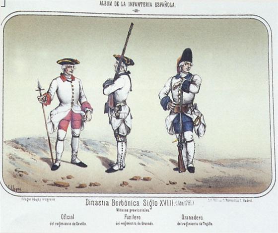 album de la infanteria española desde sus primitivos tiempos hasta el dia by clonard général comte de