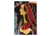 royal lady (original) by martiros manoukian