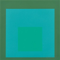 ek if from homage to the square by josef albers