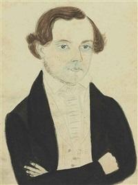 portrait of a gentleman by jane anthony davis