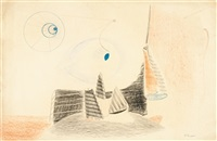 surrealist composition by sir roland penrose