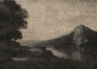 landscape by washington allston