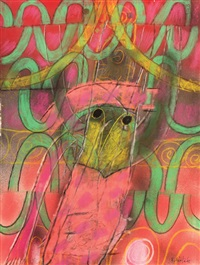 rostro abstracto by rodolfo hurtado