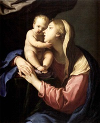 madonna and child by giovanni maria viani