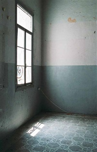 untitled (from the series abandoned school) by lara atallah