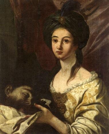 judith et holopherne by flaminio dagli ancinelli torri