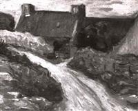 chaumière bretonne by suzanne billet