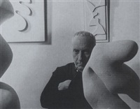 jean arp by emmy andriesse
