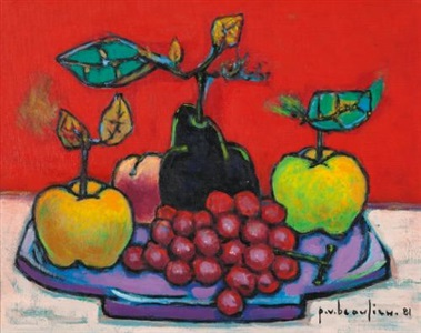 les fruits by paul vanier beaulieu