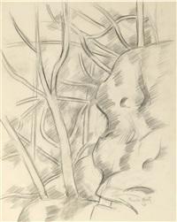 trees by marsden hartley
