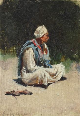 berber by nikolai petrovich bogdanov belsky