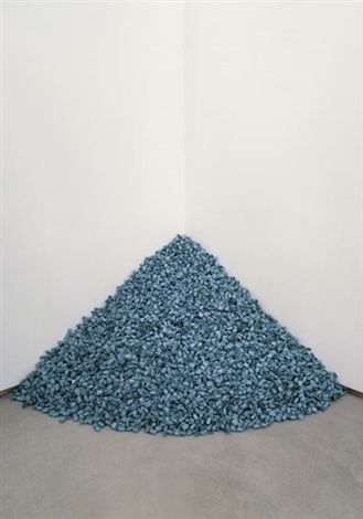 untitled portrait of marcel brient by felix gonzalez torres