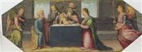 the circumcision by innocenzo di pietro (da imola) francucci