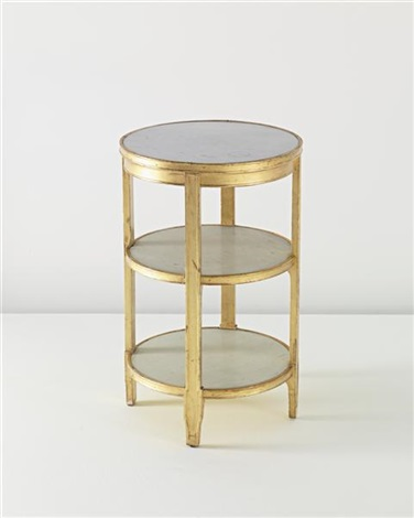 important side table with drawer by jean michel frank