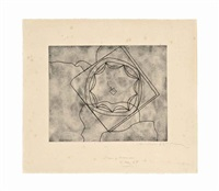 olympic fragment by ben nicholson