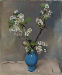 pear-blossom by harrie kuyten
