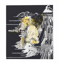 liebespaar (lovers) by sigmar polke