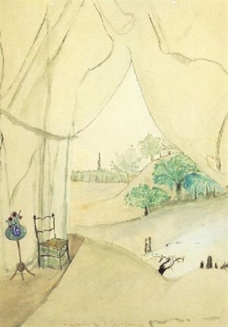 la fenêtre by guillaume apollinaire