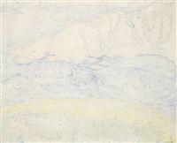 landscape, mount parnassus by spyros papaloukas