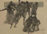 fishermen series by khalil ibrahim
