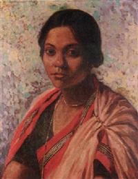 a bengali beauty by jamini prakash gangooly