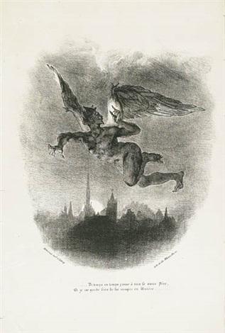 faust 17 works by eugène delacroix