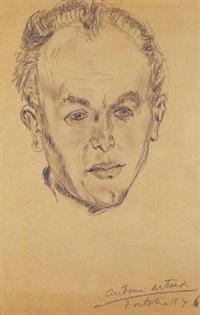 portrait de jacques germain by antonin artaud