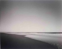 ponquogue beach no.1 by tom baril