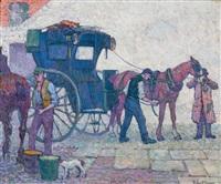 THE HANSOM CAB, 1911