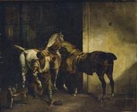 le maréchal anglais by théodore géricault