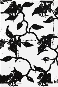 untitled (s52) by christopher wool